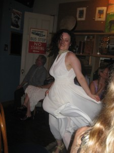 whirling lucy wedding sunday